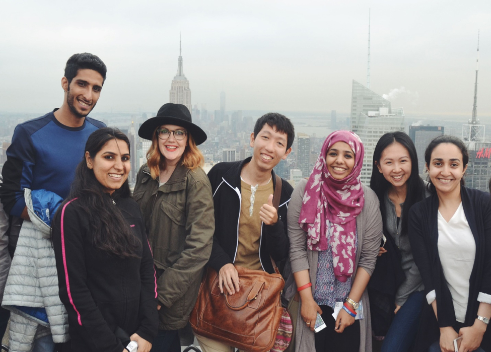 ALP students in New York City