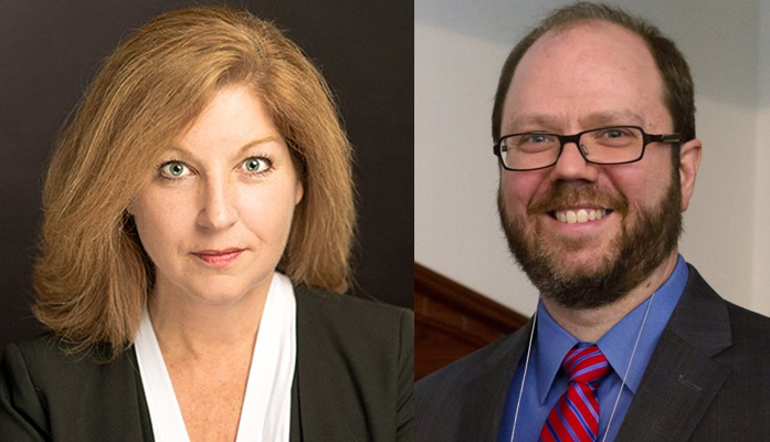 Cindy M. Lott, Esq. and Dr. Greg Witkowski