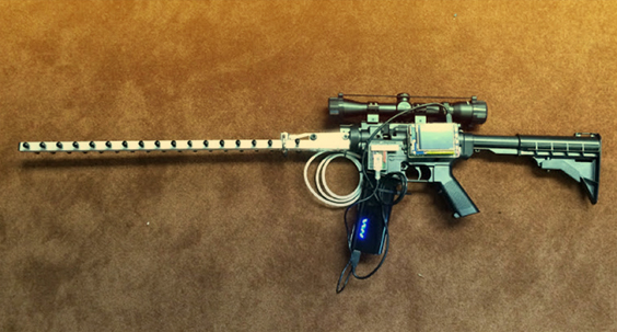 The Cyber Capability Rifle.